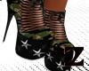 (JZ) Military Shoes