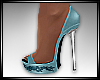 Brenda Blue Shoes