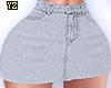 Mini Skirt Gray RL