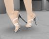 Jlo White Heels