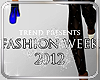 T| Fashion Week Ticket