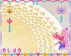 ❤ Dreamland Yellow Rug
