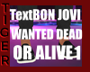 BJ WANTED DEAD ALIVE 1