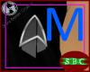 PIC Comm-Badge M