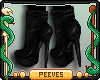 P; Witch Boots