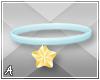 A| Blue Star Choker