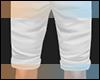 White Frolic Shorts