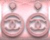 PINK COCO EARRINGS