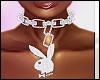 Playboy Diamond Choker