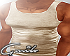 Muscle Beige Tank Top