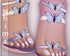 Butterfly Sparkle Heels