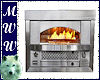 2 D Pizza Oven Front