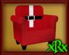 Santa Christmas Chair