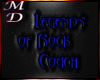 Legends of Rock Seating