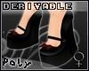 Platform Wedge Heels[dv]