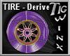 TWx:Tire Derivable
