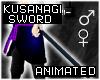 !T Sasuke's Kusanagi M/F