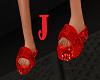 *J* Vday Slippers
