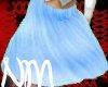MidLength Blue Skirt