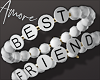 $ BFF e Bracelets  R