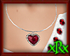 Diamond Heart Necklace R