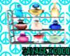 C| Parfum Rack