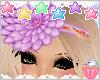 ! Aloha Purple Flower