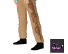 Native Wolf Pants