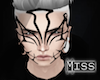{M} Black Vines Mask M