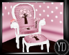 BABY GIRL BOOK CHAIR