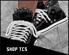 Black & grey kicks