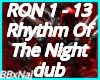 Rhytem Of Night Dubstep