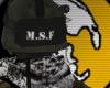 [FS] MSF GREEN HELMET