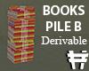 RC Books Pile B