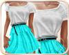 !NC Spring Girl Aqua Blu