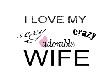 Love My Wife Tee