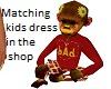 Kids Bad Monkey Baby