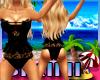 Black Lingerie Bikini