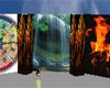 Wind Earth Water & Fire