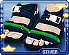 Kids Patrick's D Sandals