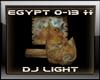 DJ Egypt Treasure Map