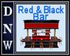 Red and Black Bar