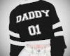 daddy varsity black
