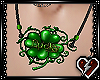 T Lucky Clover Necklace
