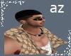 Hair Azor Black