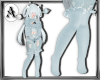 Unicorn Star Ruffle sock