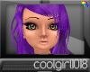 *TL* Purple Evangeline