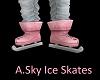 A.Sky Ice Skates