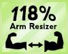 Arm Scaler 118%