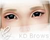 Gold Korean Brows